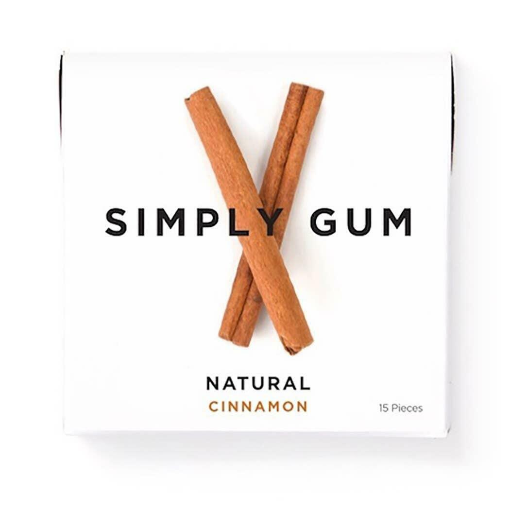 Cinnamon Natural Chewing Gum | Trada Marketplace