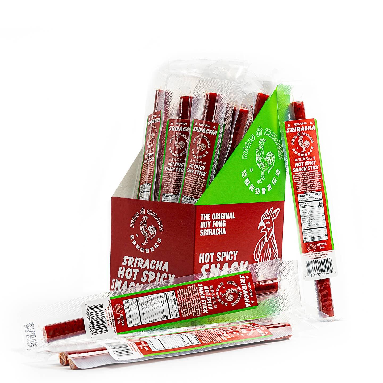 1.0oz Sriracha Meat Snack Stick   Trada Marketplace