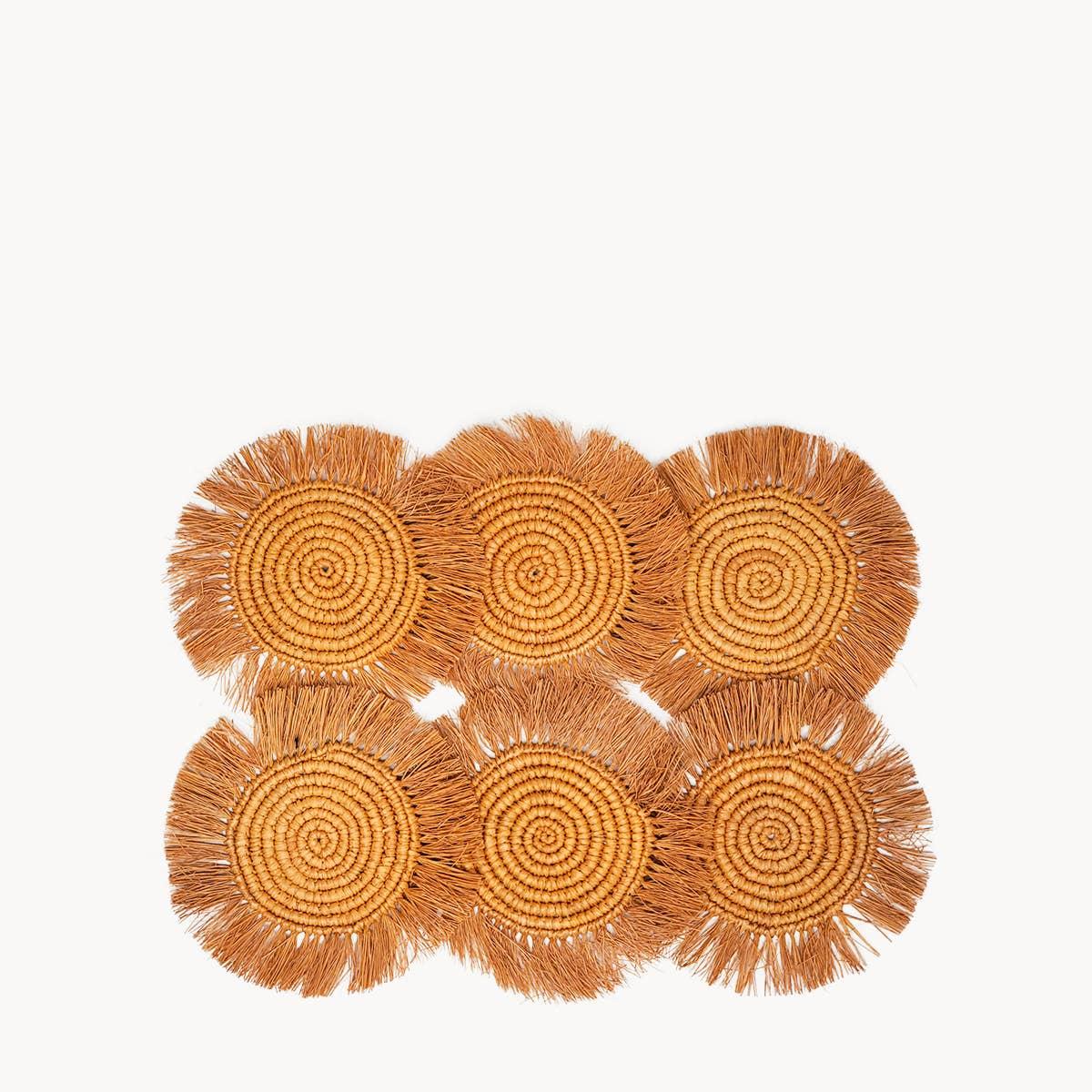 Flor Coaster - Marigold | Trada Marketplace