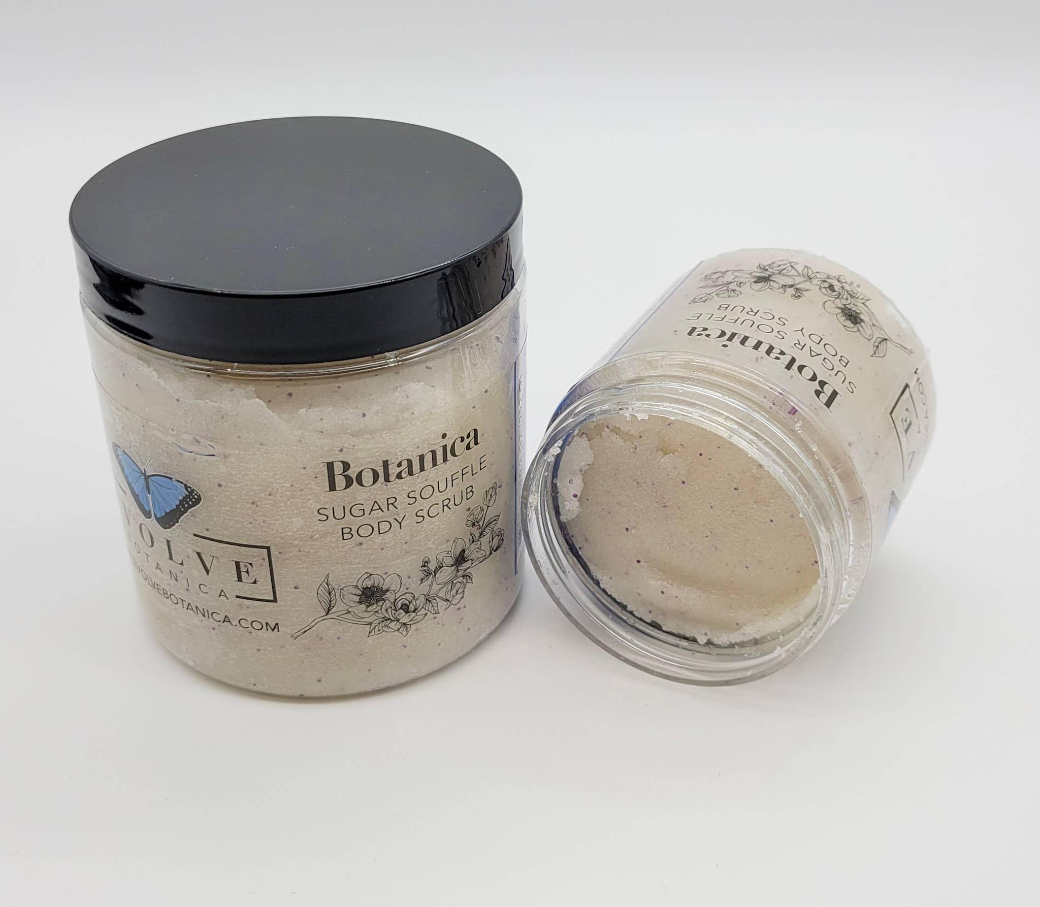 Evolve - Skincare - Sugar Souffle Body Polish - Botanica (Lg | Trada Marketplace