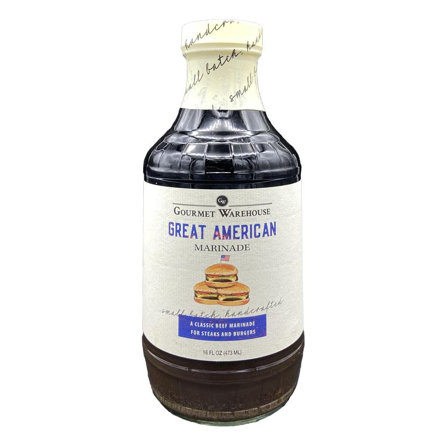 GOURMET WAREHOUSE GREAT AMERICAN  MARINADE | Trada Marketplace