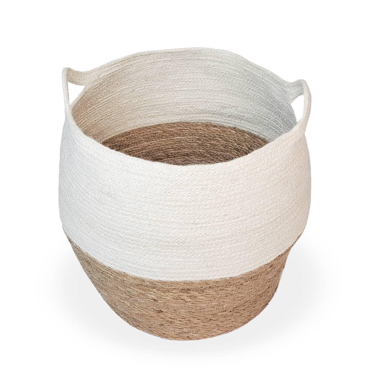 Agora Jar Basket - Natural (Set of 2)   Trada Marketplace