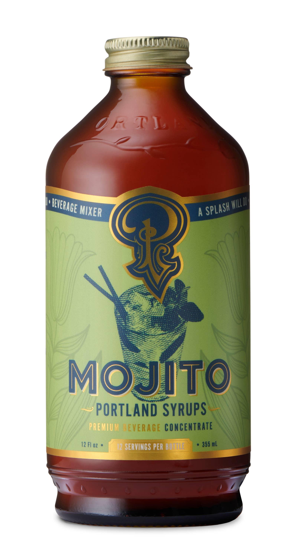 Mojito Syrup (12oz) | Trada Marketplace