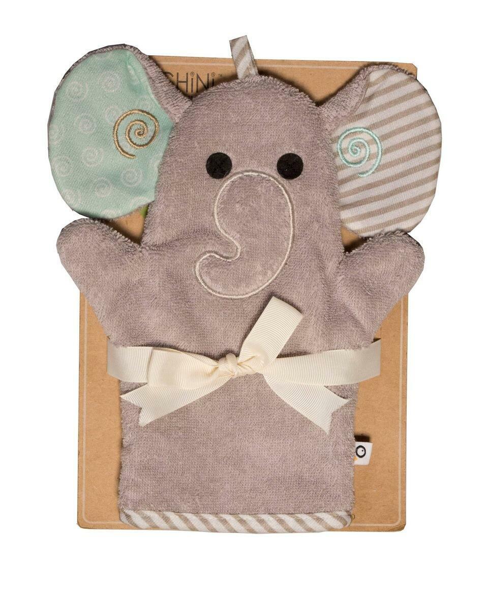 Elle the Elephant Bath Mitt | Trada Marketplace