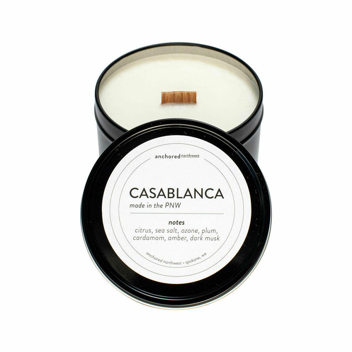 Casablanca Black Travel Tin | Trada Marketplace