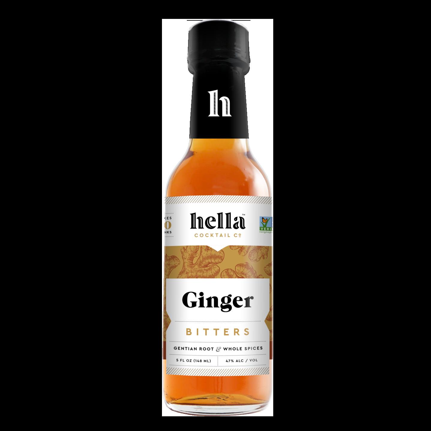 Ginger Bitters 5oz | Trada Marketplace