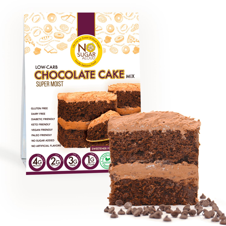 Low-Carb Chocolate Cake Mix   Trada Marketplace