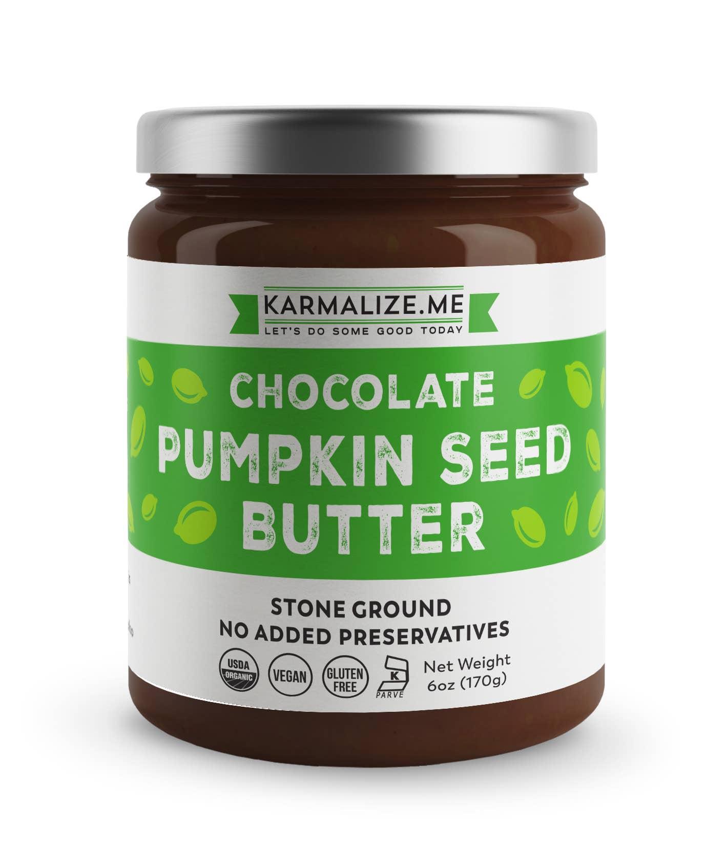 Organic Pumpkin Seed Butter  | Trada Marketplace