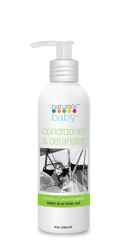 Conditioner & Detangler 8 oz Coconut Pineapple | Trada Marketplace