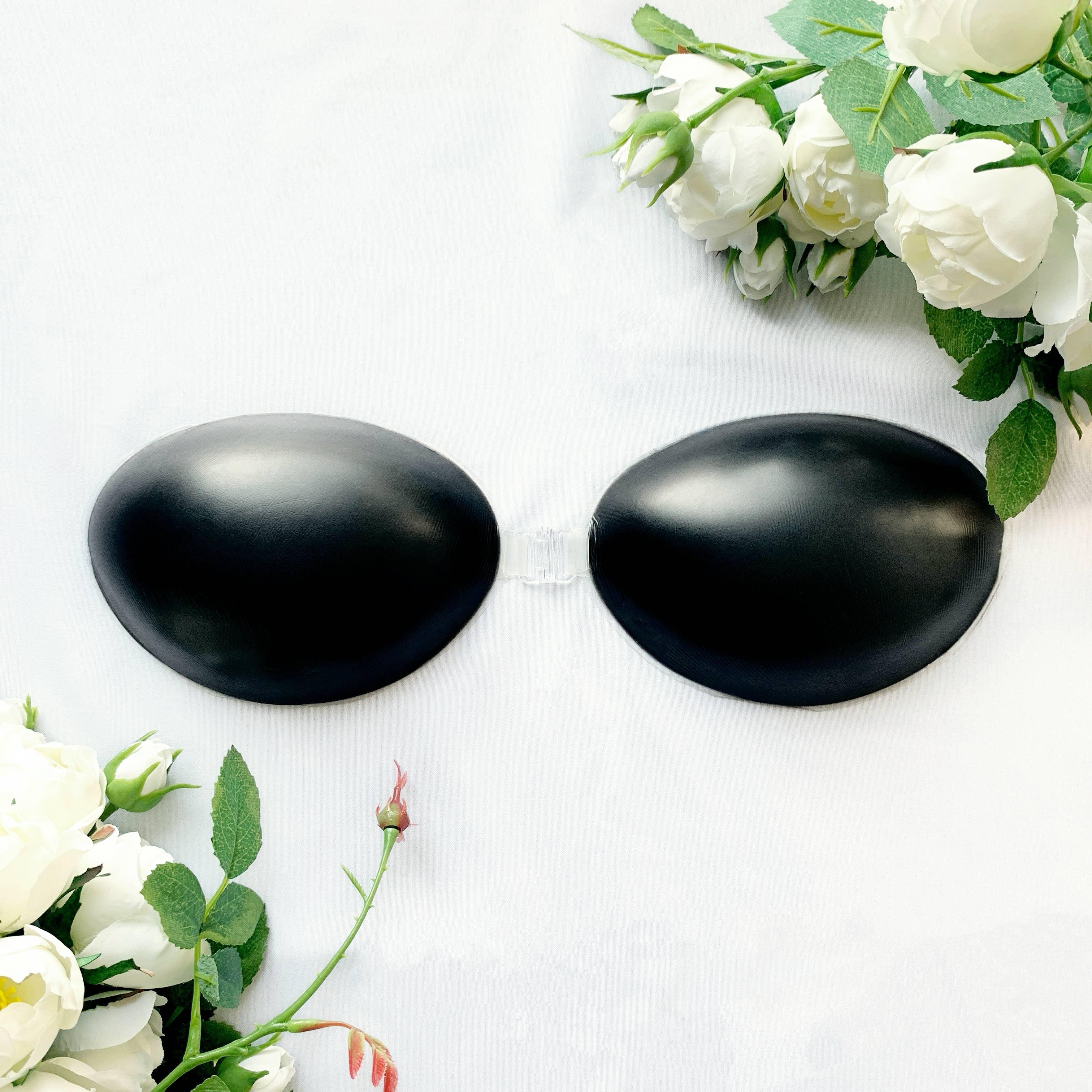 Silicone Bra - Black | Trada Marketplace