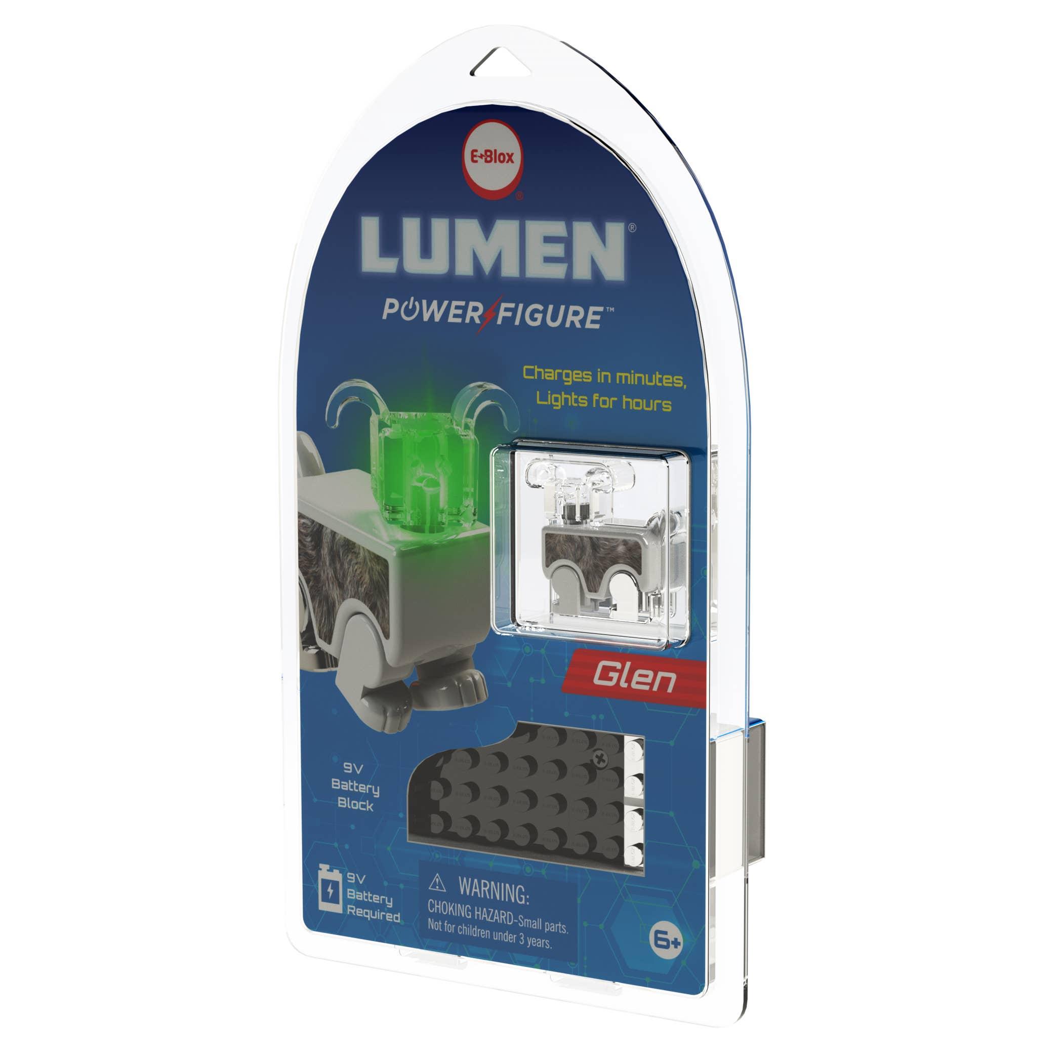 LUMEN®- Glen- Illuminated PowerFigure   Trada Marketplace