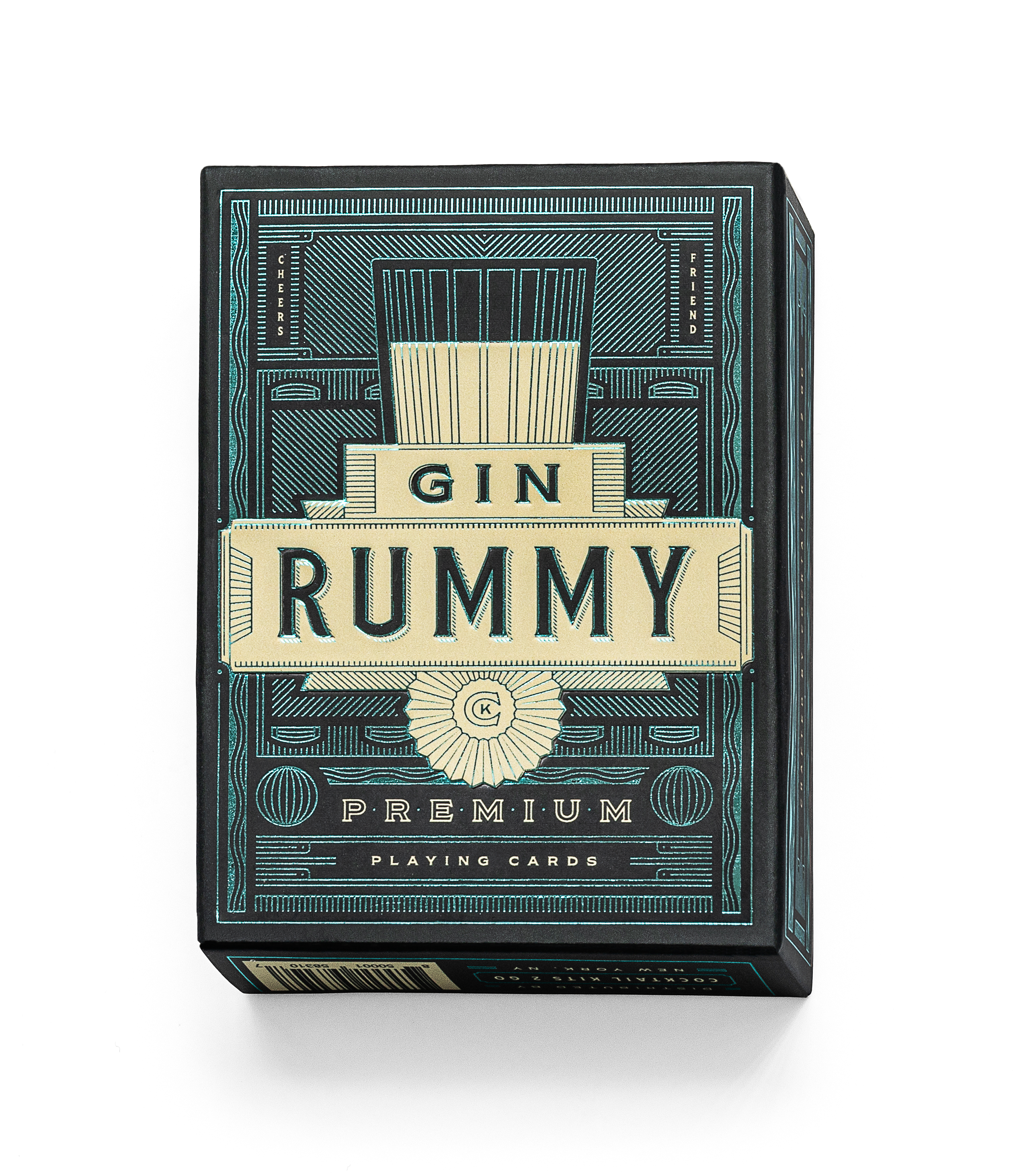 Gin Rummy Playing Cards | Trada Marketplace