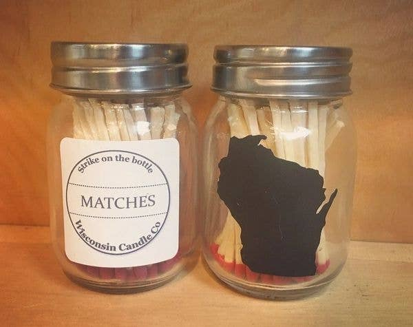 Wisconsin Strike on Bottle Matches | Trada Marketplace