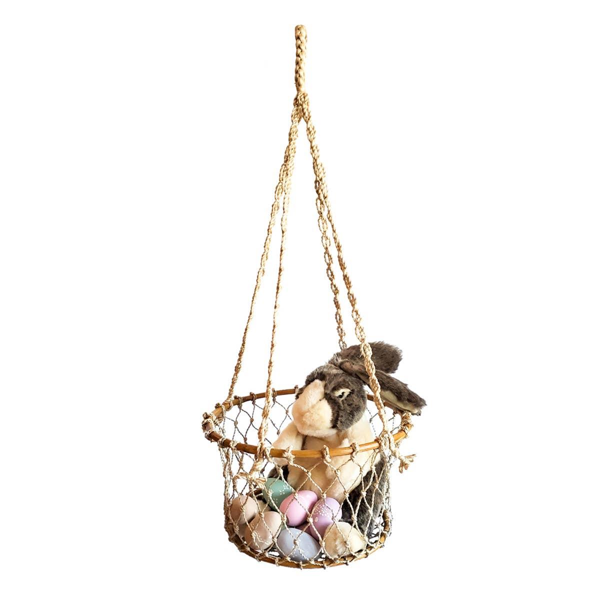 Jhuri Single Hanging Basket | Trada Marketplace