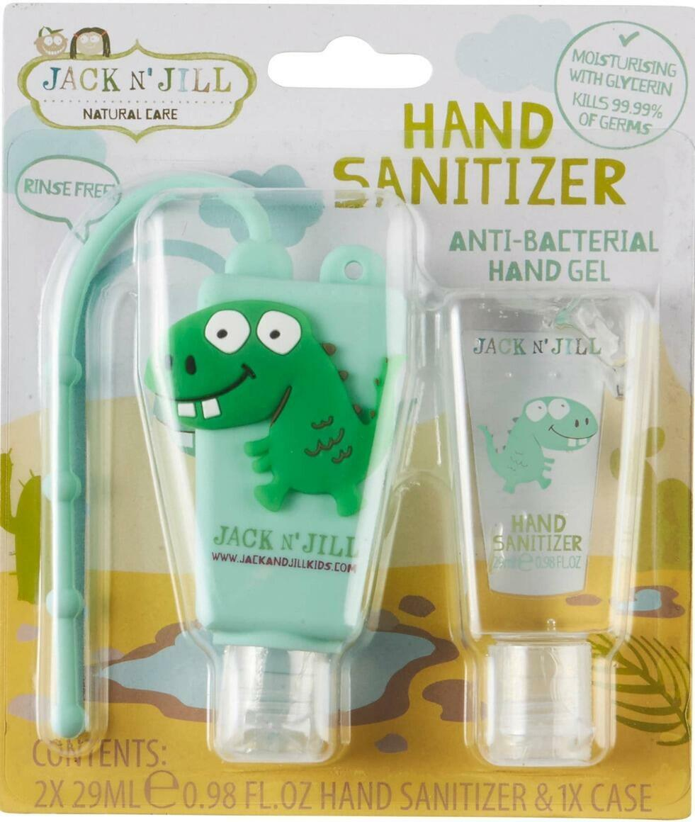 Jack N' Jill Ethanol Hand Sanitizer - Dino 2Pack | Trada Marketplace