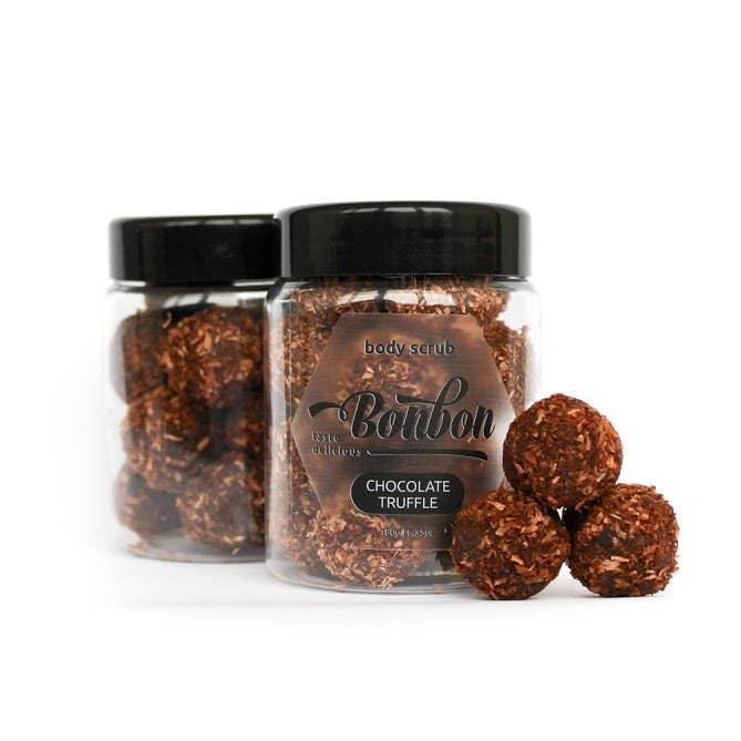 Chocolate Truffle Body Scrub Truffles | Trada Marketplace