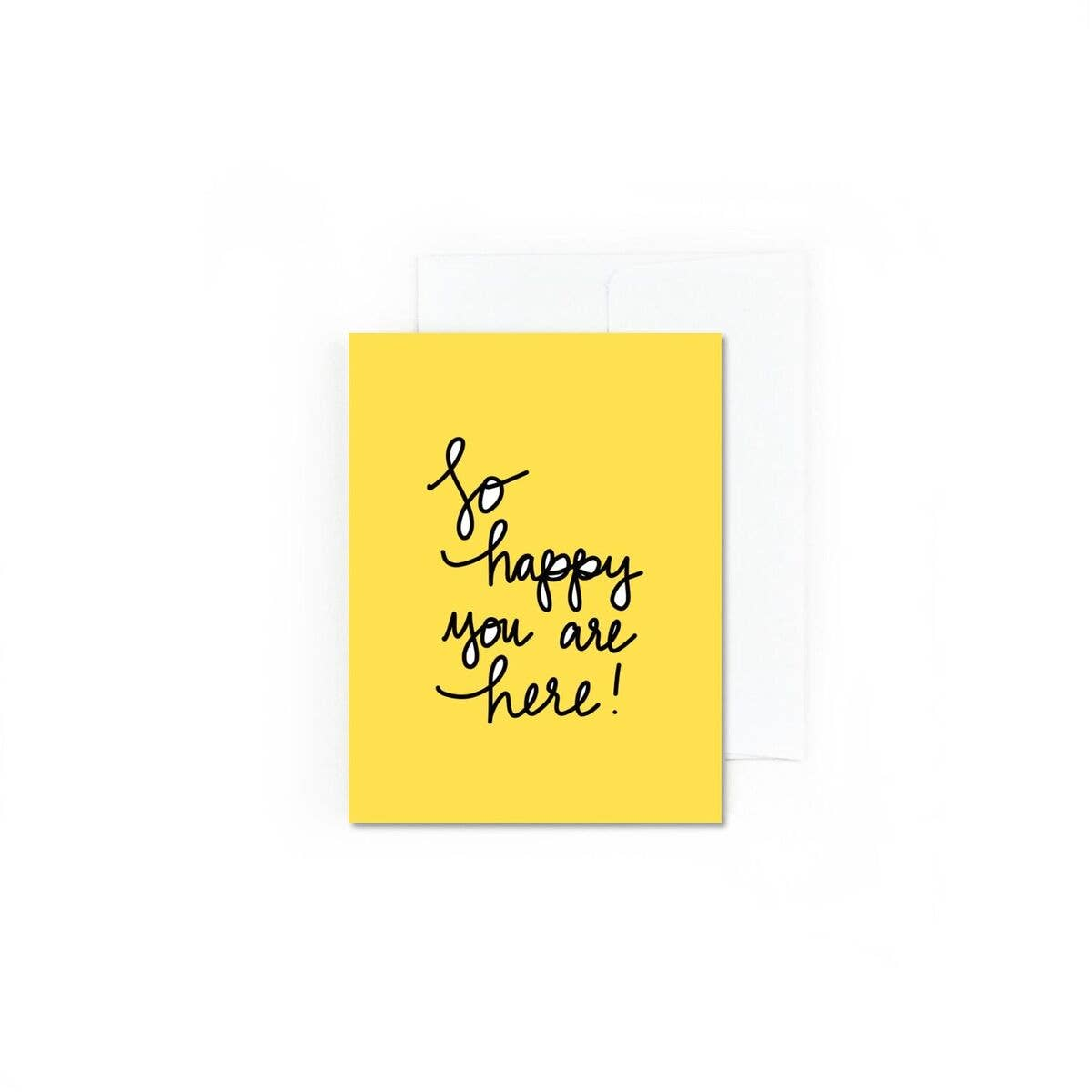 So Happy You Are Here | Trada Marketplace