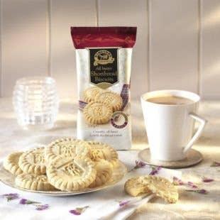 Creamy Shortbread Rounds   Trada Marketplace