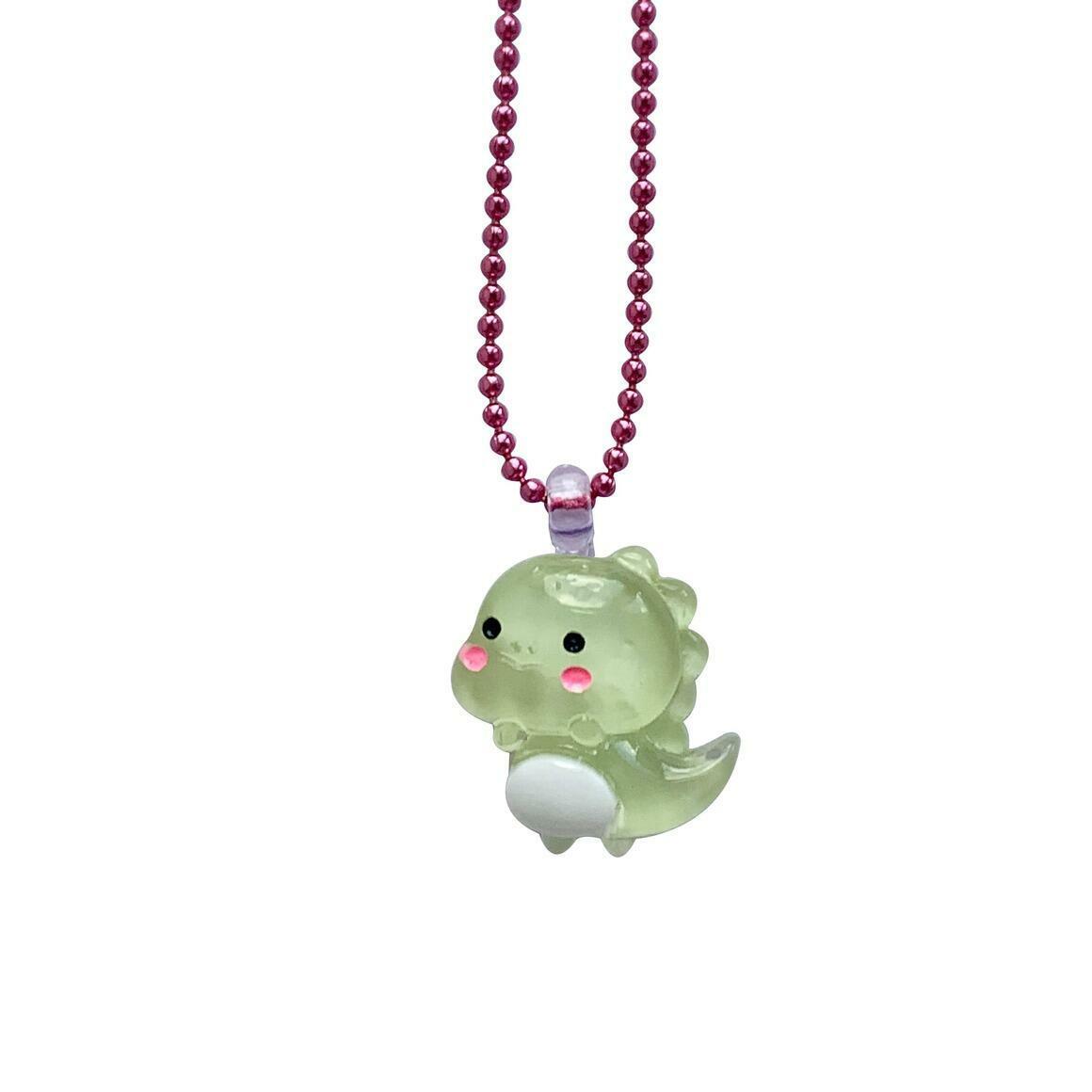 Pop Cutie Gacha Baby Dino Kids Necklaces | Trada Marketplace