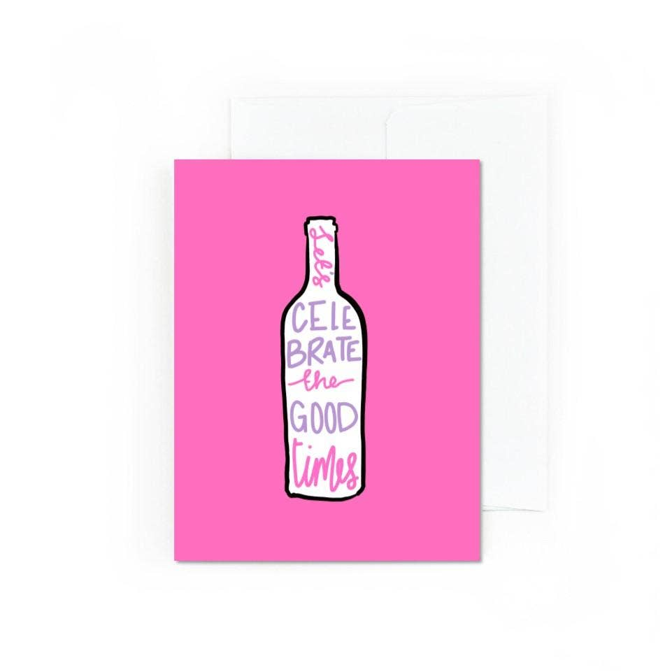 Celebrate The Good Times | Trada Marketplace