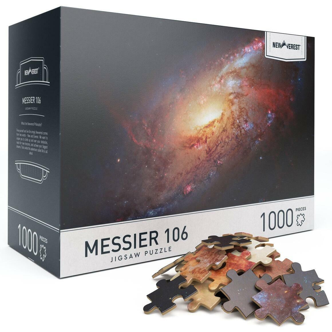 1000 pcs Newverest Messier 106 Jigsaw Puzzle | Trada Marketplace