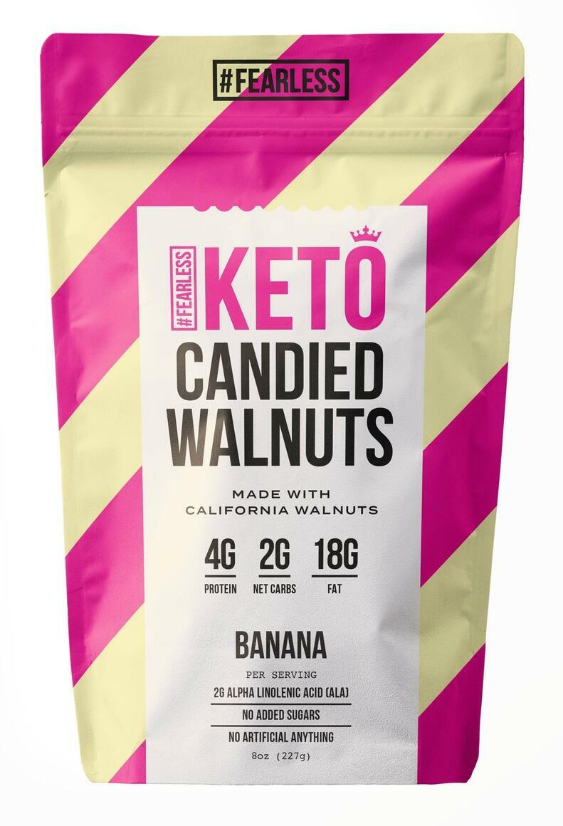 Candied Walnuts - Banana   Trada Marketplace