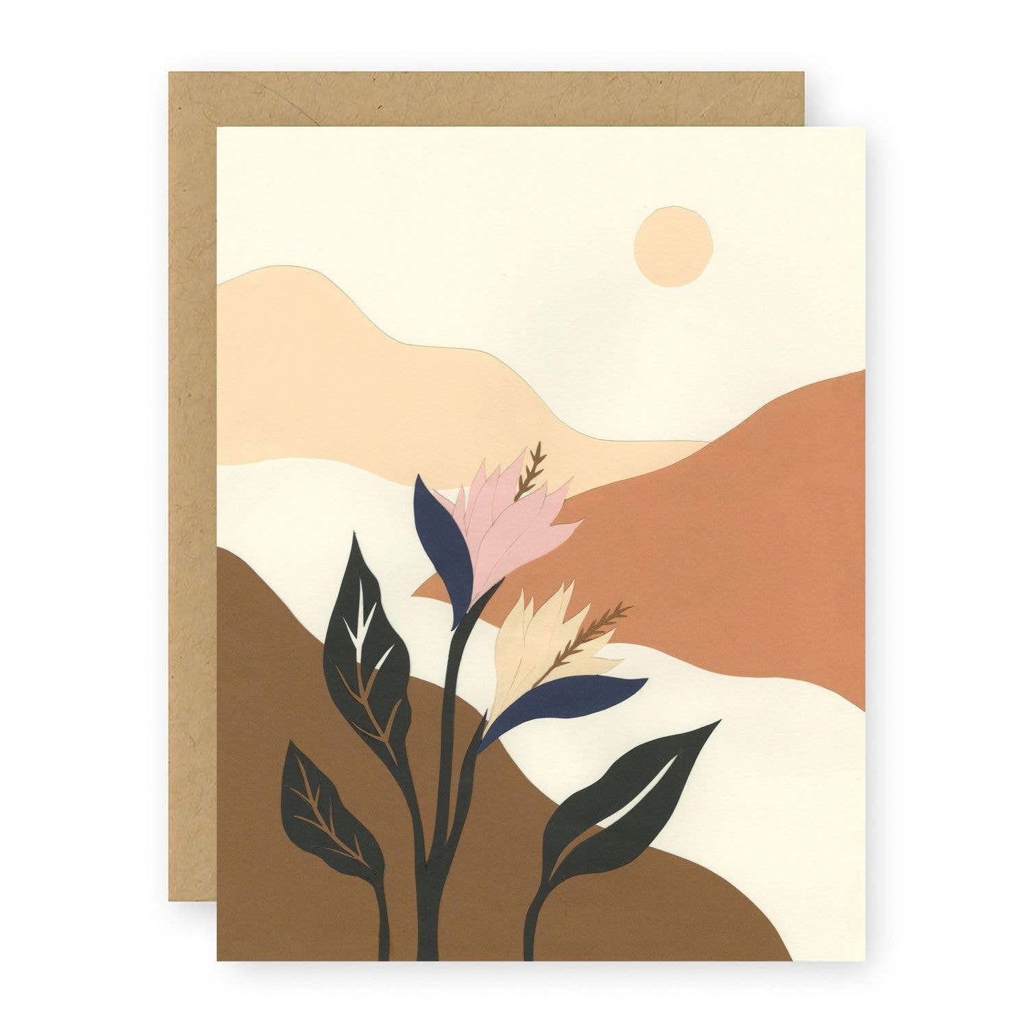 A Walk in the Valley Notecard   Trada Marketplace