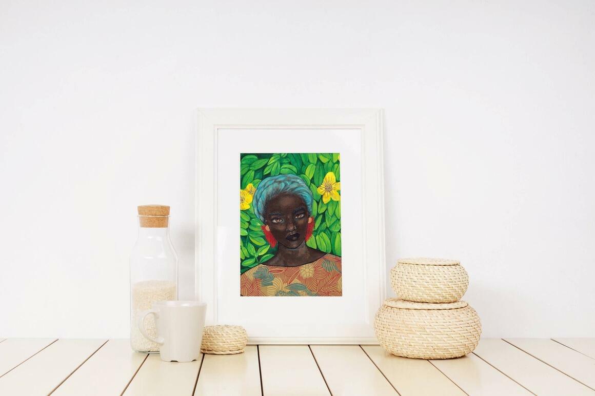 Open Edition: Portrait 2 | Trada Marketplace