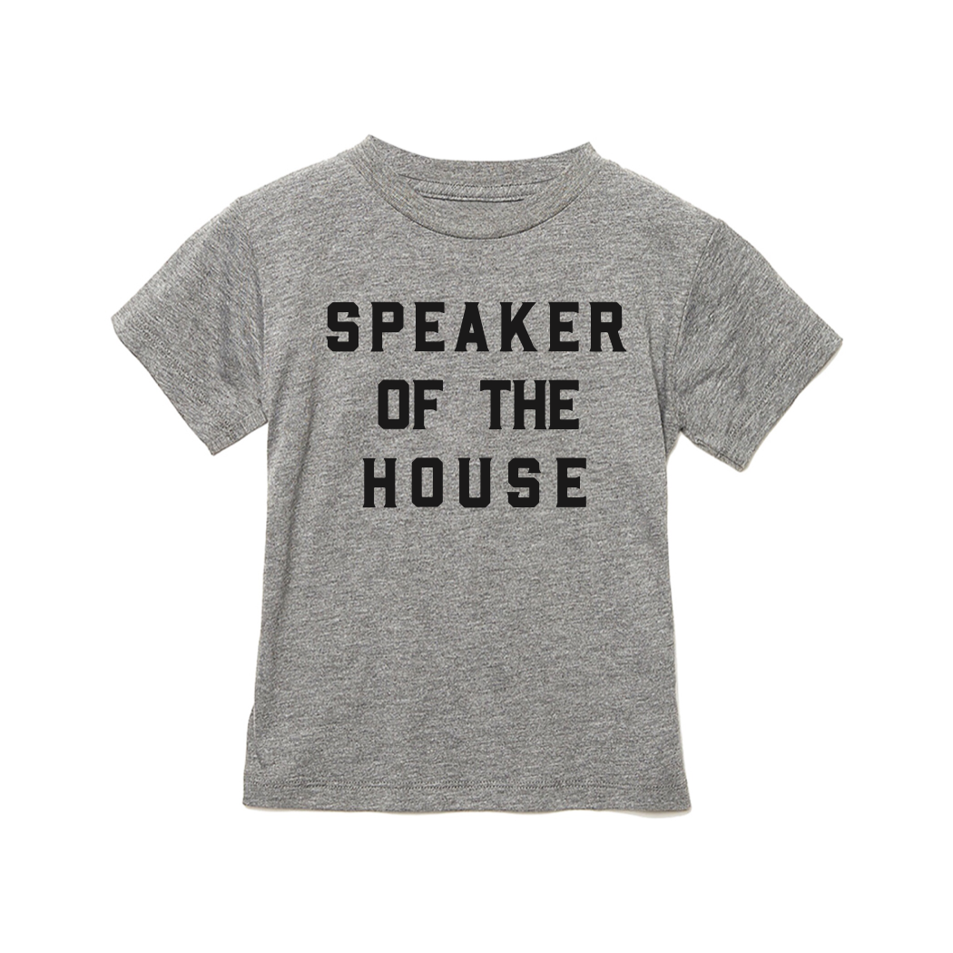 Speaker of the House Tee | Trada Marketplace