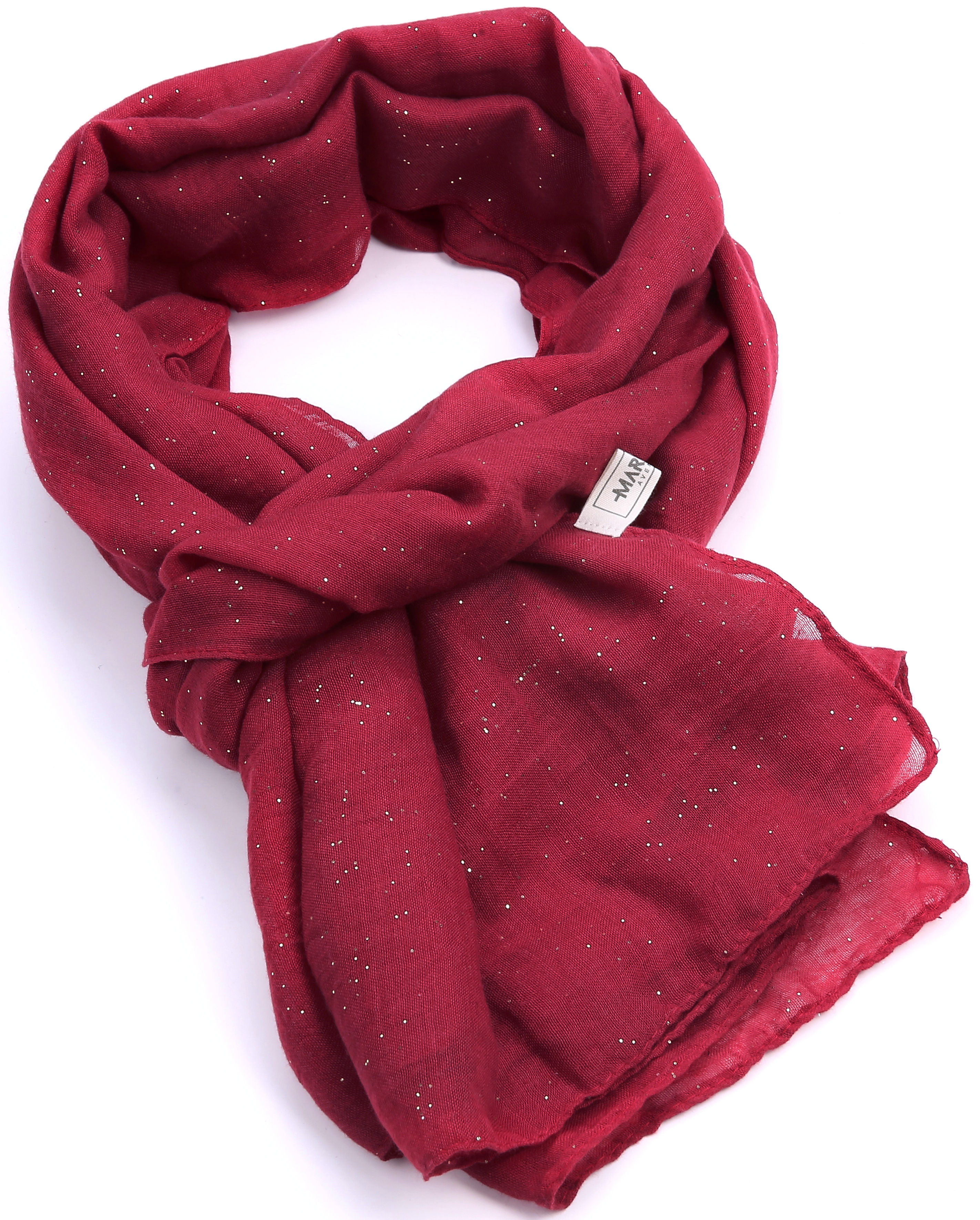 Sparkle Spring Scarf Red | Trada Marketplace
