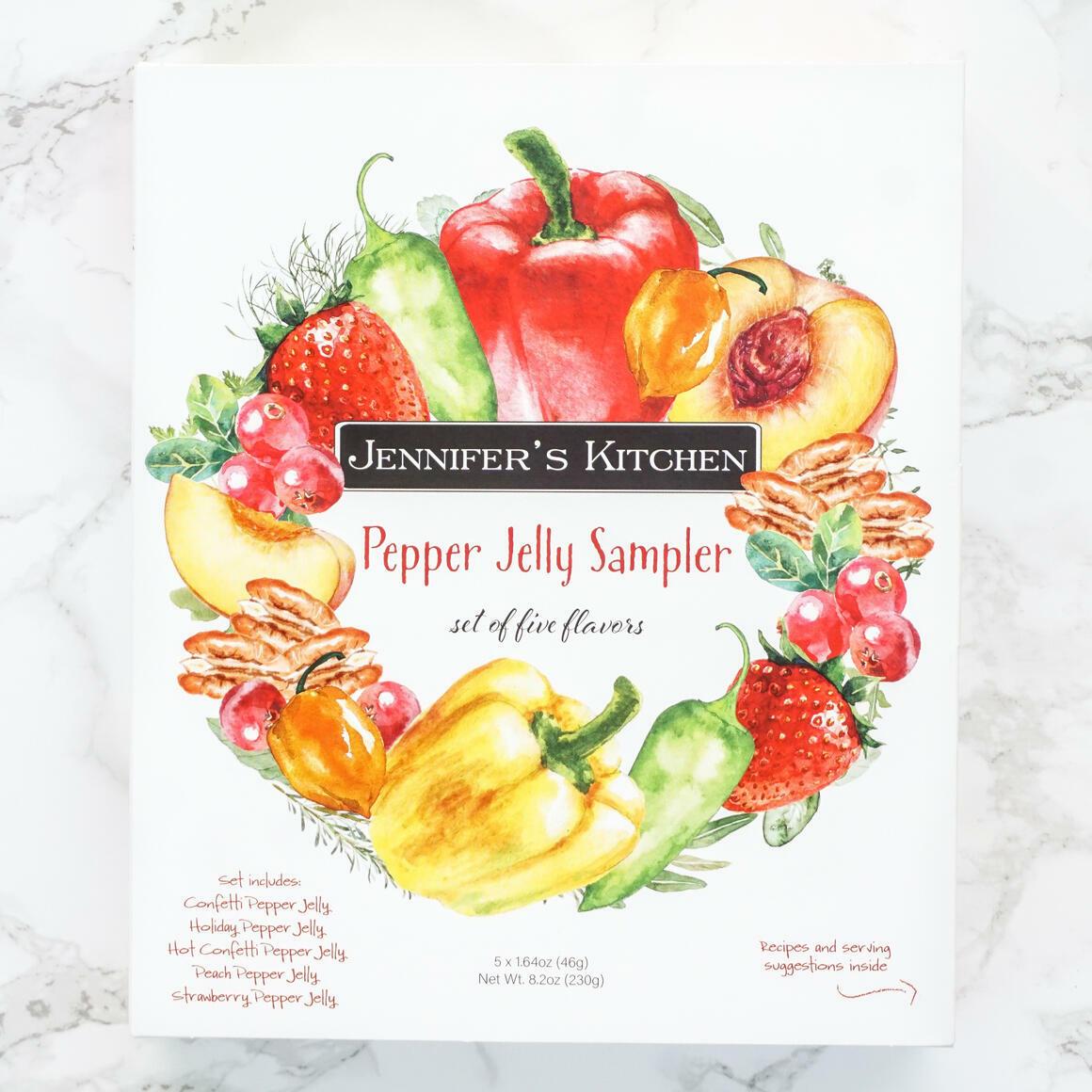 Pepper Jelly Sampler | Trada Marketplace