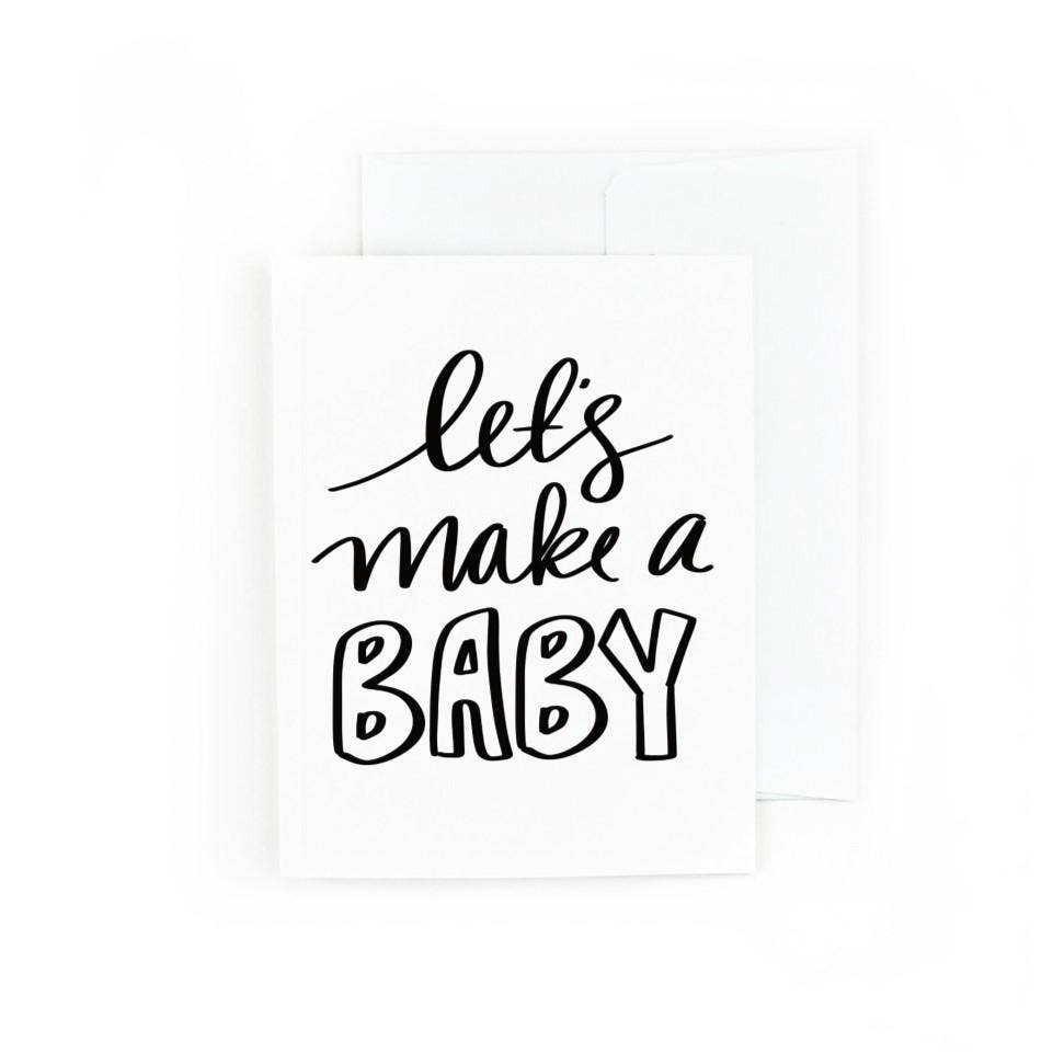 Let's Make A Baby | Trada Marketplace