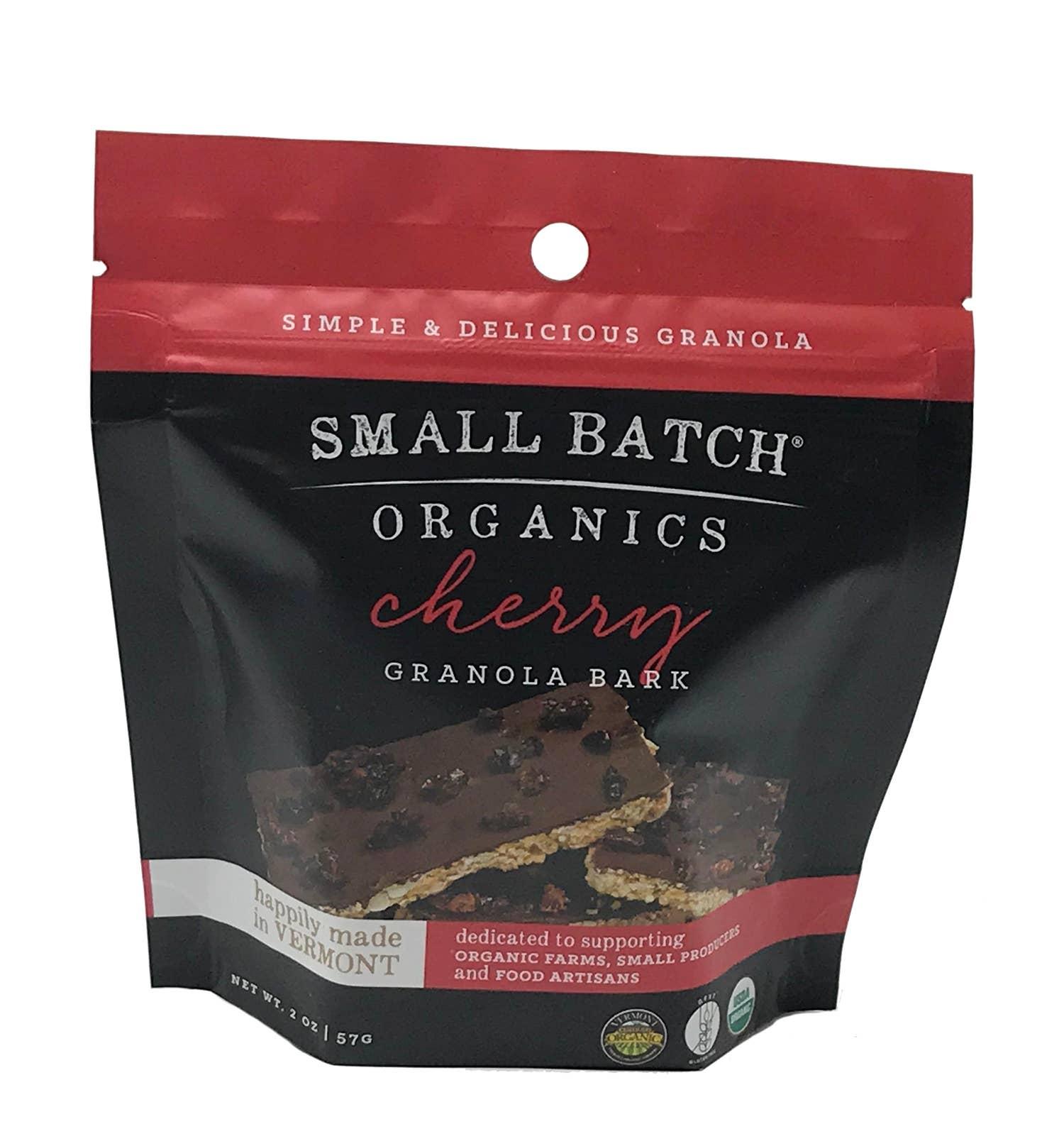 2oz Cherry Granola Bark | Trada Marketplace
