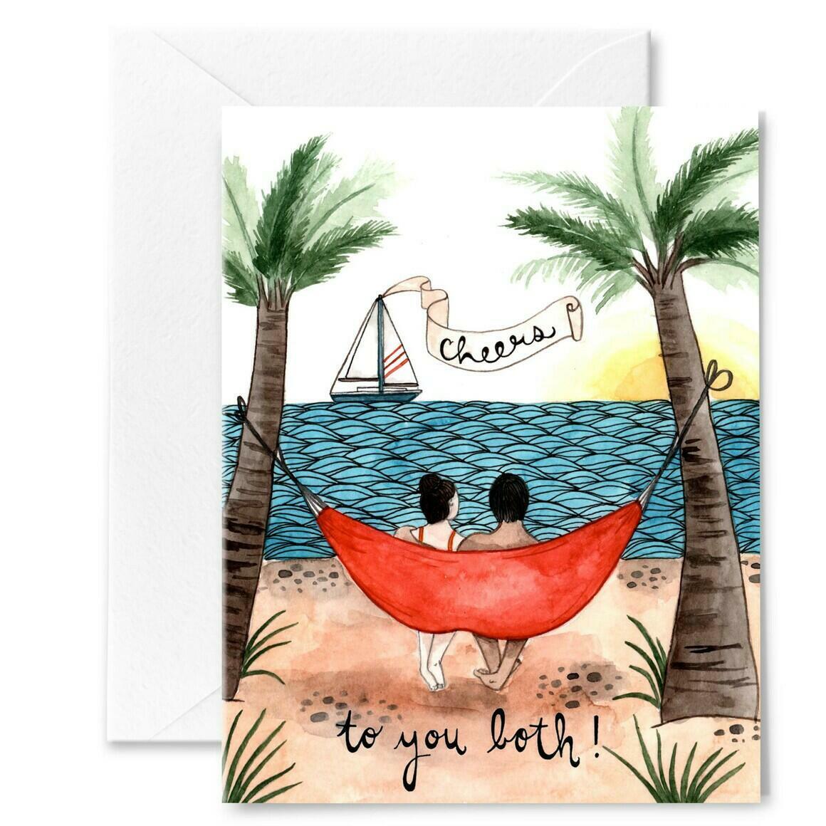 Cheers Wedding Card | Trada Marketplace