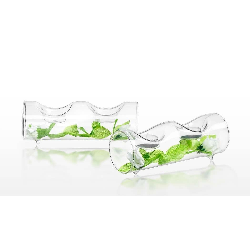 Ambient Double Candle Holder (Set of 2)  | Trada Marketplace