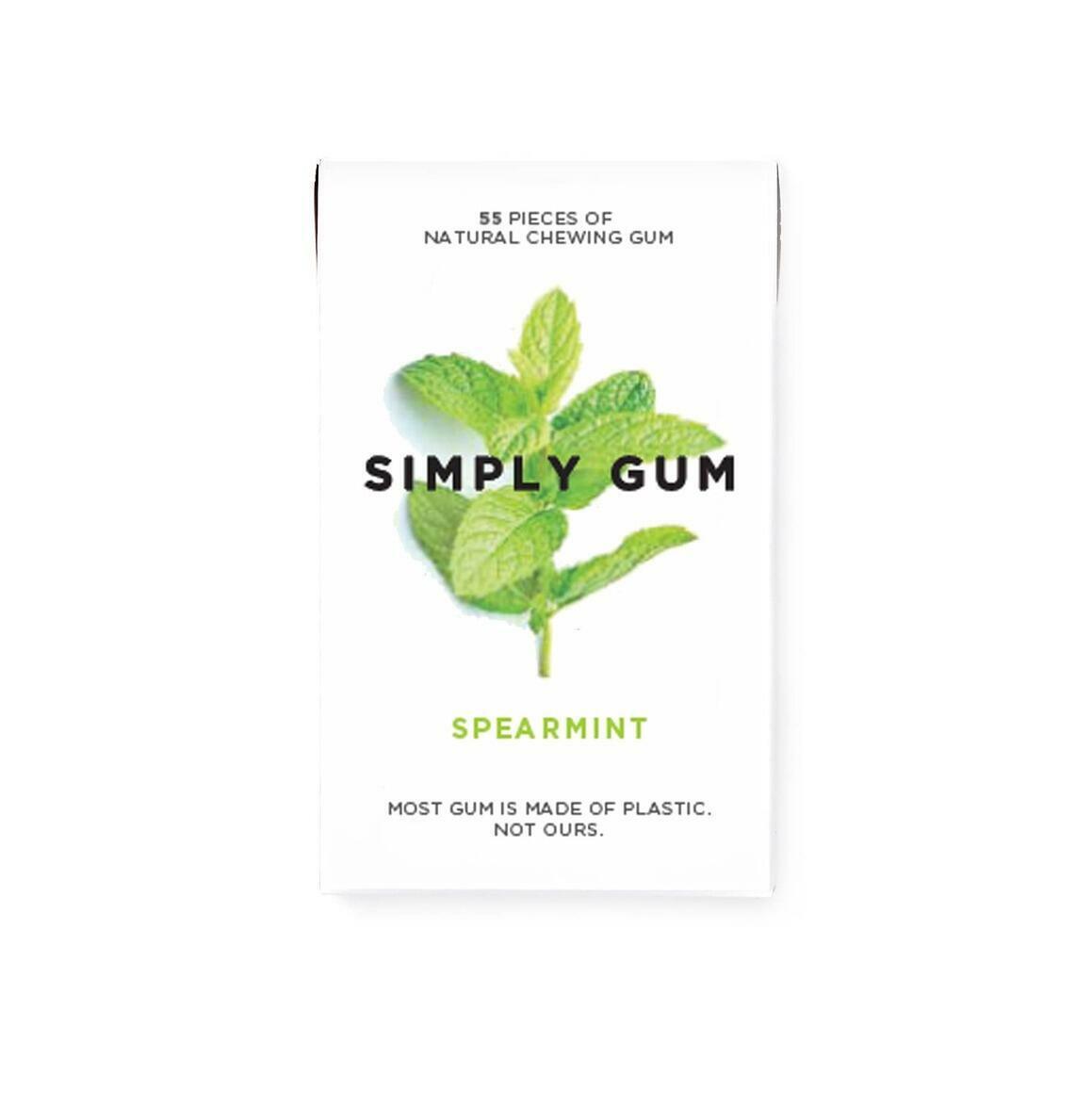Spearmint Gum- 55 Piece Bulk Pack | Trada Marketplace