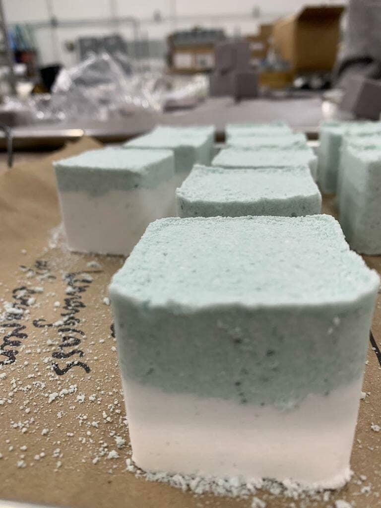 Hot off production NEW SCENTS Shower Steamers-100-Mint&Euc | Trada Marketplace