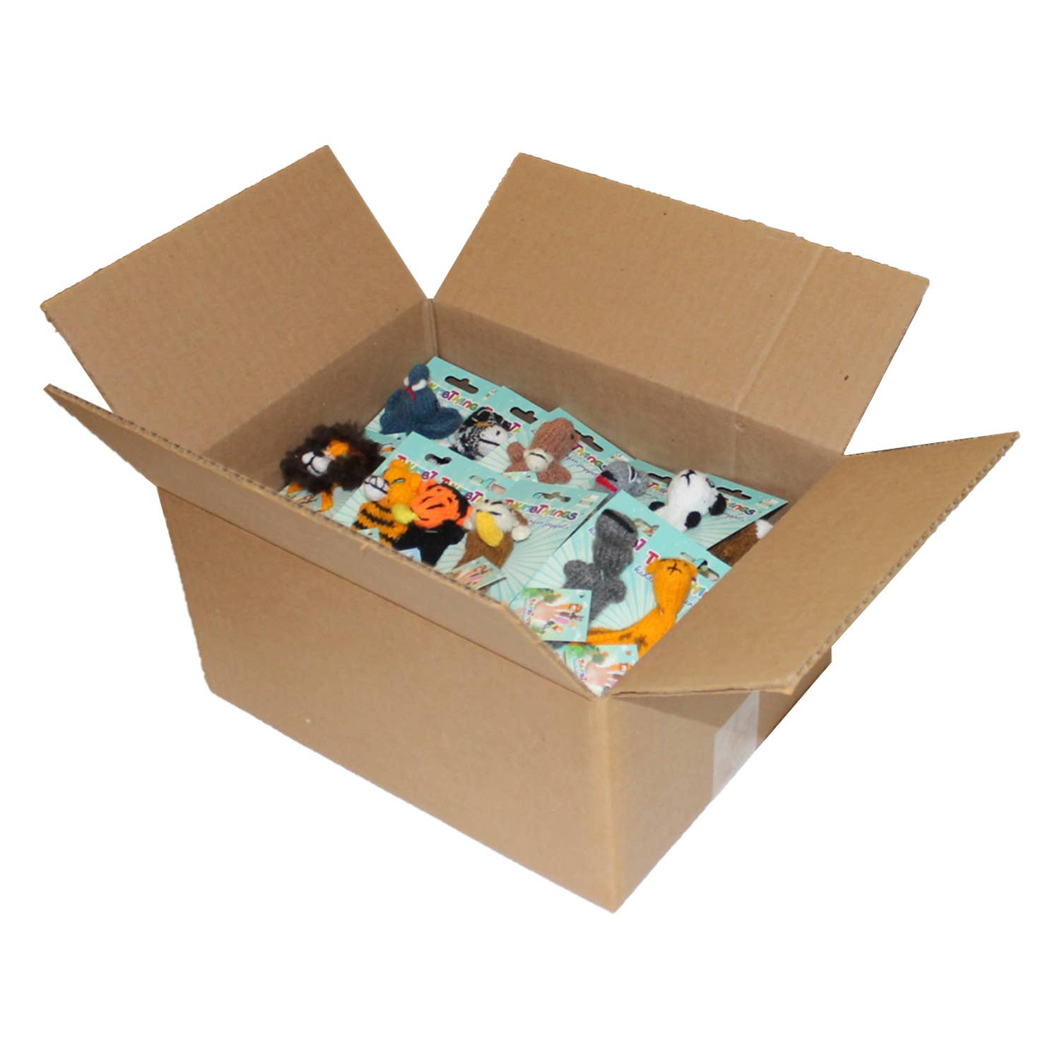 72 pc. Pre-Pack ThumbThings Finger Puppets   Trada Marketplace