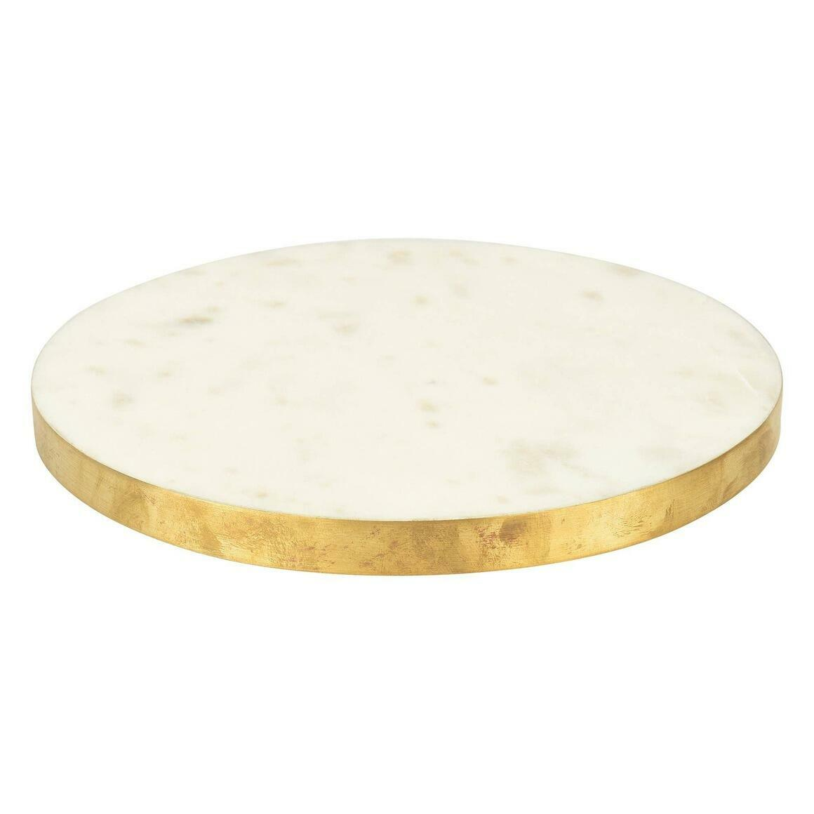 """Umbria Marble Cheese Plate (7.5"""")   Trada Marketplace"""