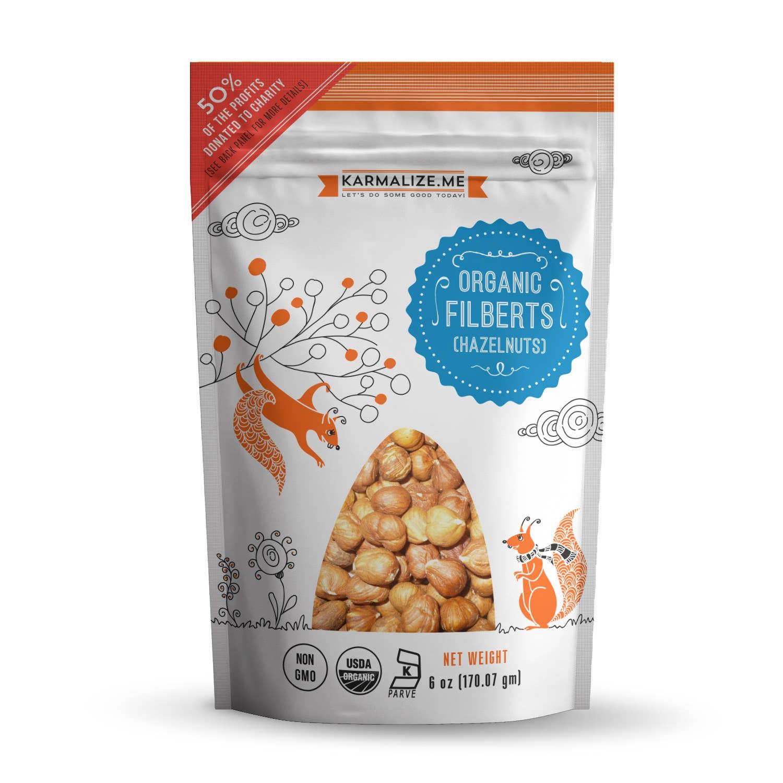 Organic Hazelnuts - 6 oz | Trada Marketplace