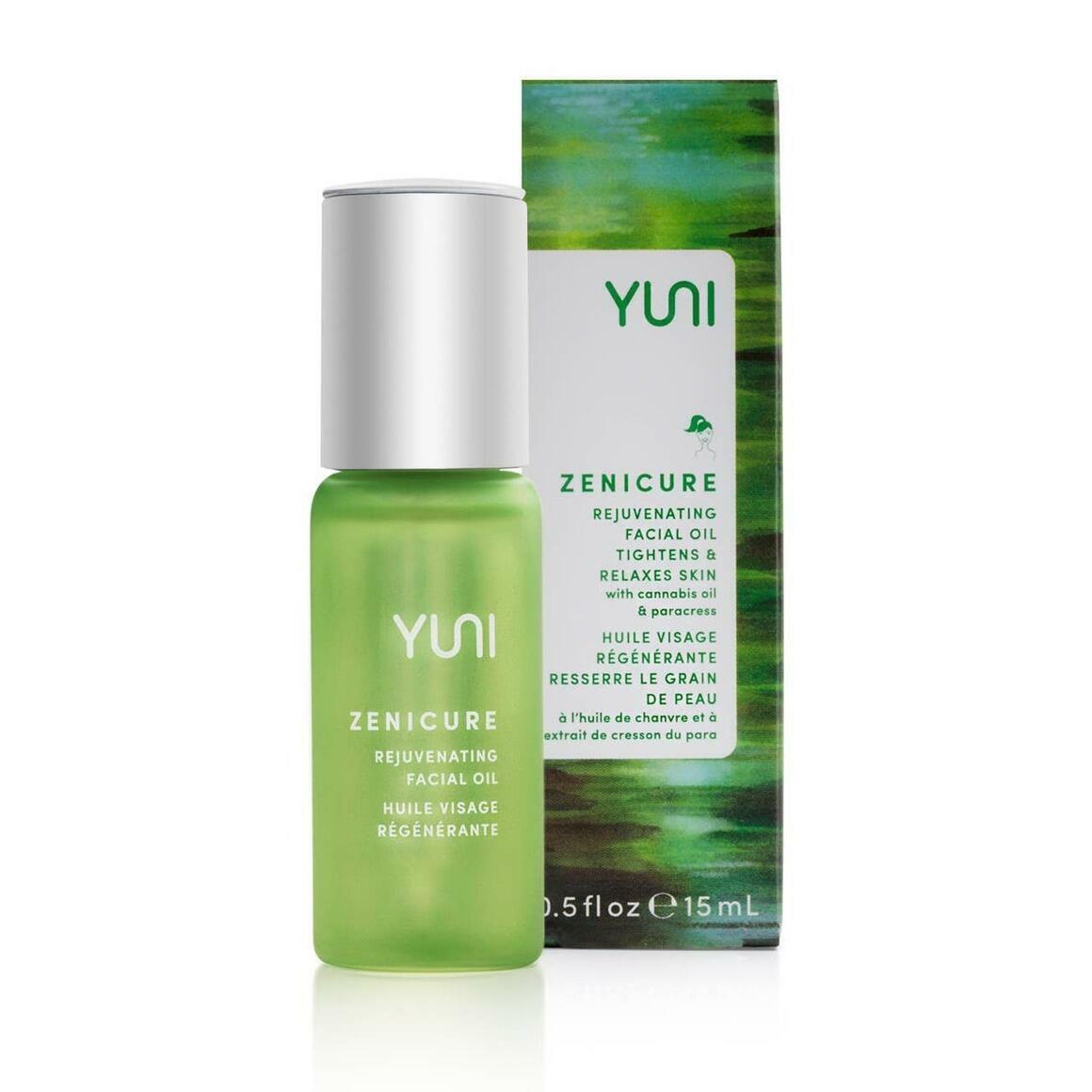 ZENICURE Rejuvenating Facial Oil   Trada Marketplace